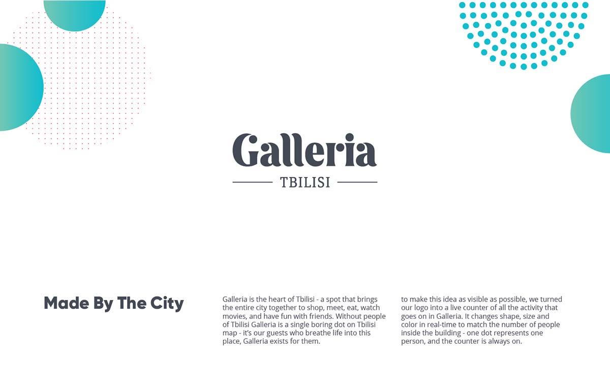 Gallieria 城市广场休闲娱乐购物中心视觉识别VI万博网页版手机登录-上海VI万博网页版手机登录公司
