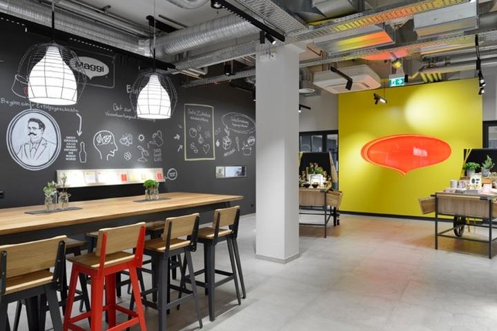 Maggi德国体验式烹饪食品超市商店空间设计