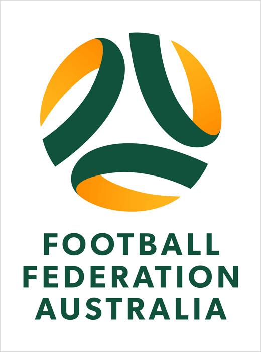 澳大利亚足球联合协会推出新标志设计