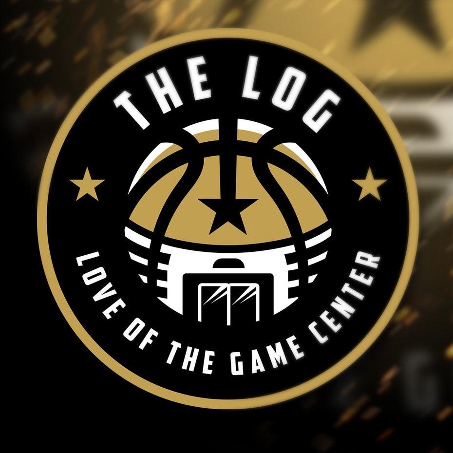 黄金和银logo设计-爱游戏中心标志设计