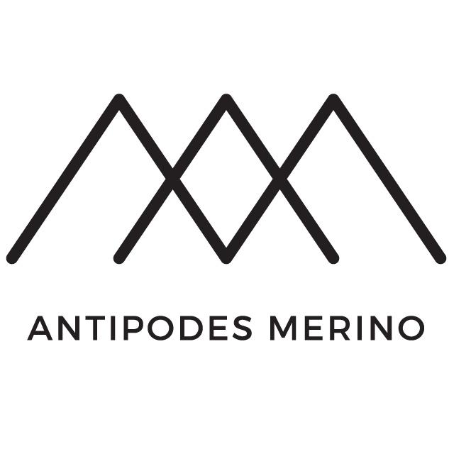 字母组合单色徽标logo设计-Antipodes美利奴logo设计
