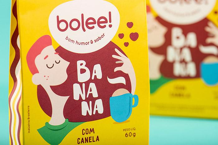 Bolee冲泡饮料包装设计,一杯热饮给您美好的感觉