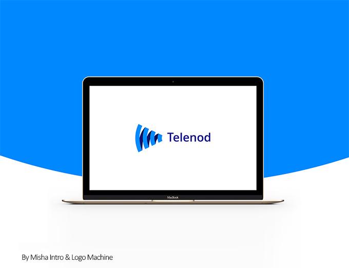 优秀Logo设计中的留白!简洁明快