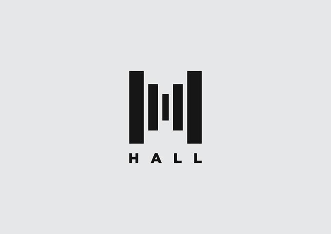 群化logo设计基本形状-加法