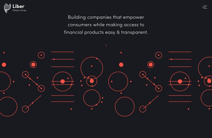 网页设计技巧-用简约线性的气泡动画来驱动网页交互
