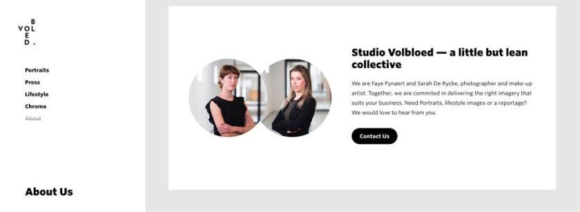 网页设计技巧-作为图片载体给人独特的印象
