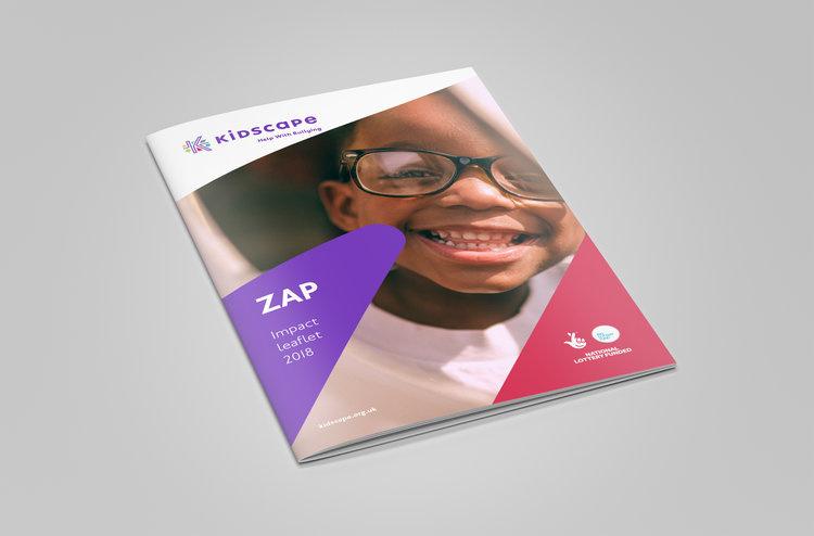 Kidscape社会教育机构品牌logo设计vi设计