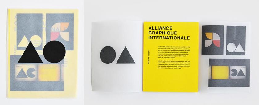 Design Studio独特的宣传册设计