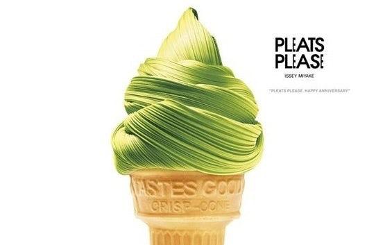 3D设计-冰淇淋纺织图案纹理设计