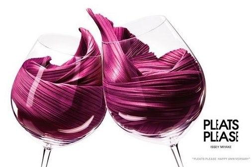 3D设计-葡萄酒纺织图案纹理设计