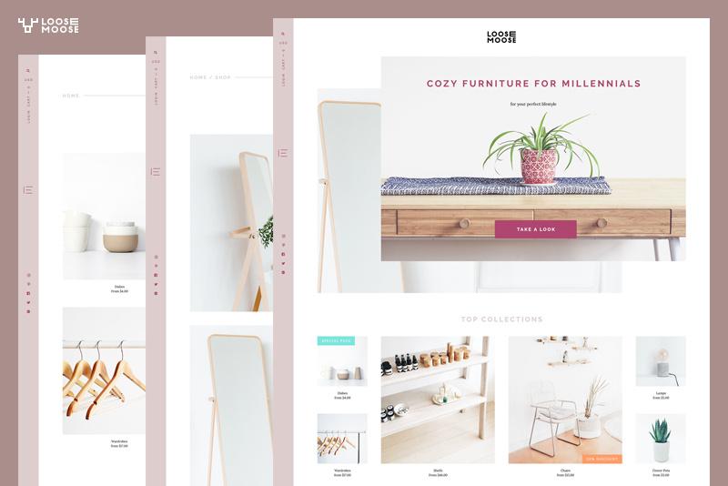 不对称布局设计-家具不对称设计