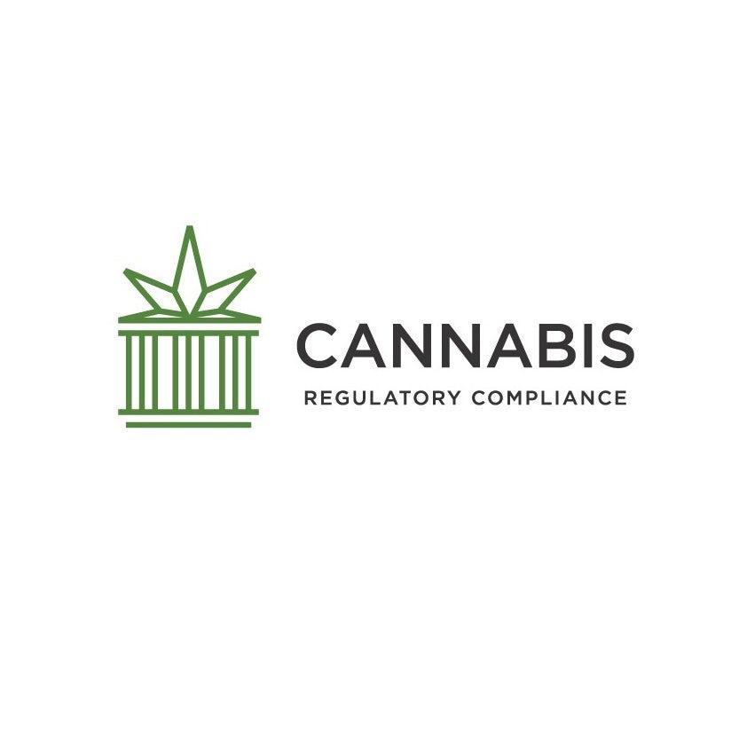装饰艺术-大麻监管合规标志设计