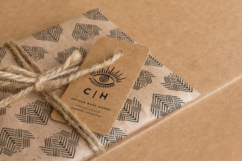 装饰艺术-集体人性眼睛标志设计