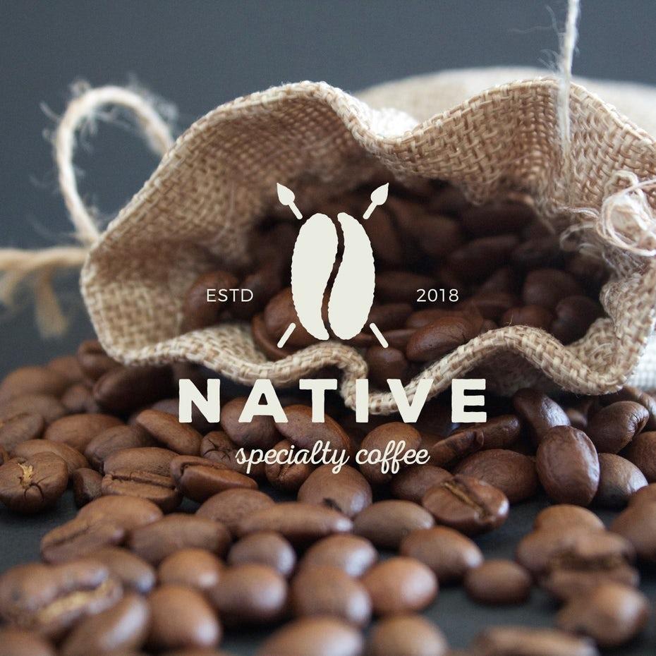 Sava Stoic的土特产咖啡logo设计-上海Logo设计公司logo设计最终指南