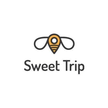 Sweet Trip 旅游公司logo设计