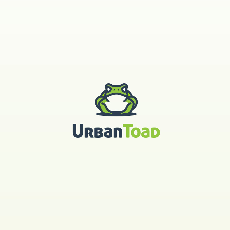 J_Ivan的城市蟾蜍的绿色标志-上海Logo设计公司logo设计最终指南