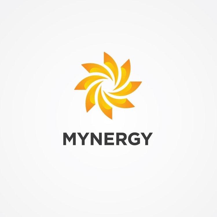 黄色和橙色标志-上海Logo设计公司logo设计最终指南