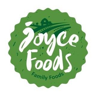 Joyce Food 食品备选logo设计方案-绿色风