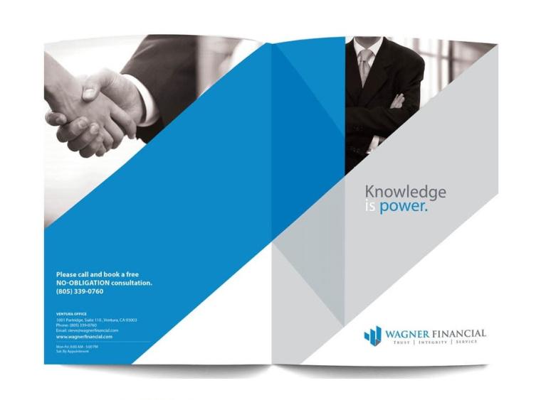 知识就是力量宣传册设计-设计宣传册手册的最终指南-上海画册设计公司-尚略广告