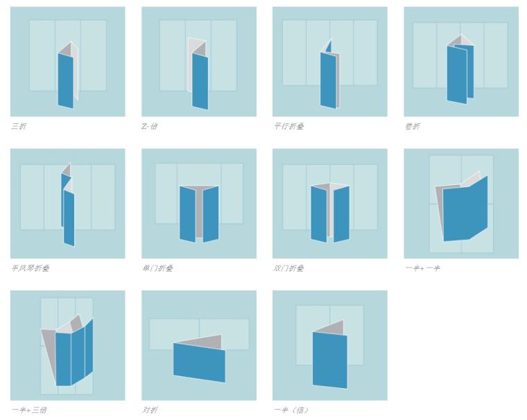 宣传册折叠方式-设计宣传册手册的最终指南-上海画册设计公司