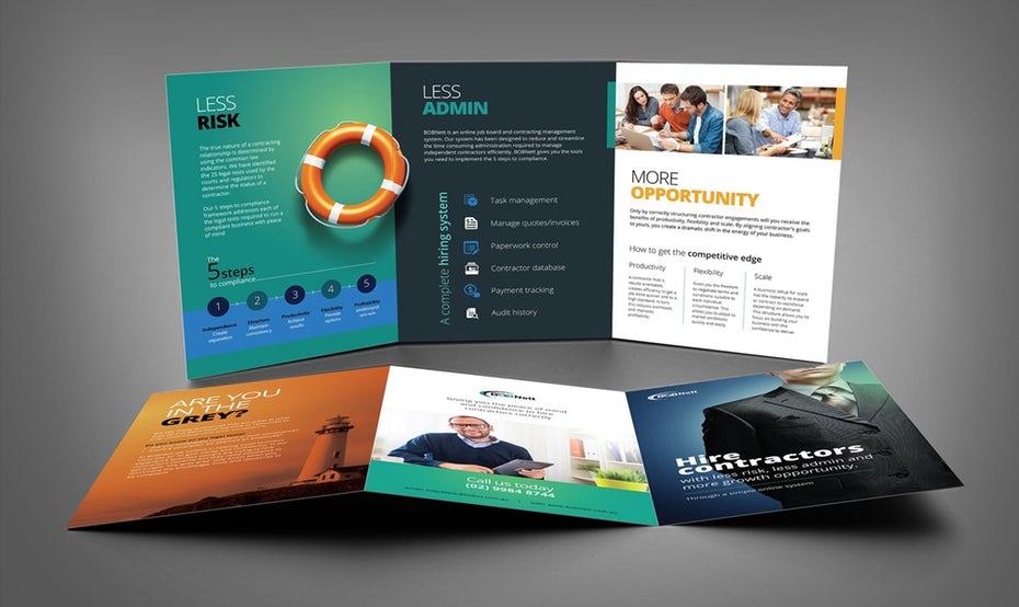 IRL。Amrita的宣传册设计-设计宣传册手册的最终指南-上海画册设计公司