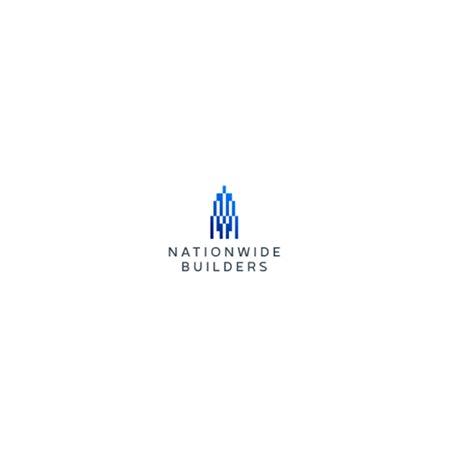 作为建筑构造的几何形状logo设计-现实或相当抽象