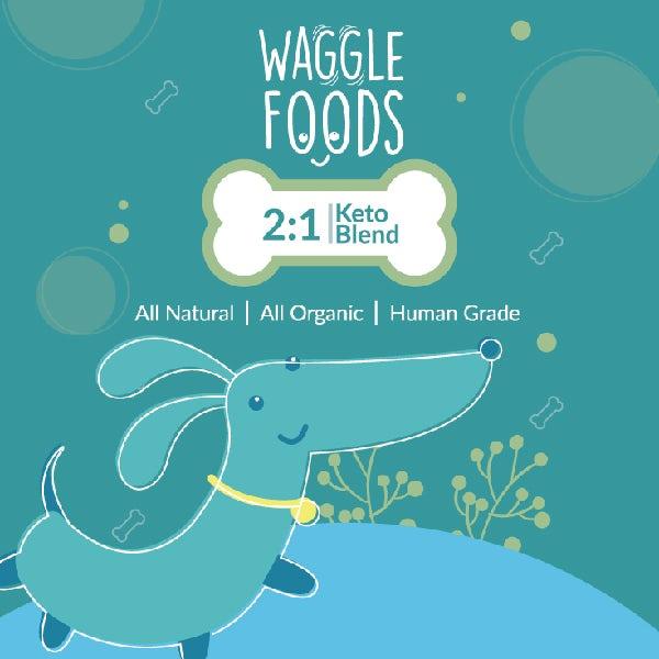 摇摆宠物食品包装设计--上海品牌设计公司