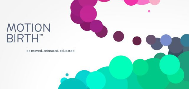 Motion Birth 运动诞生动感多彩品牌vi形象设计-颜色