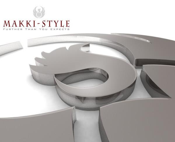 3D logo设计