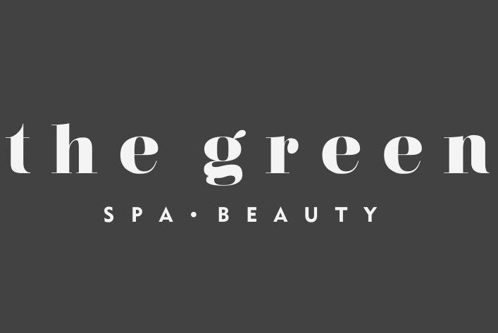 绿色spa标志绿色spa标志logo设计