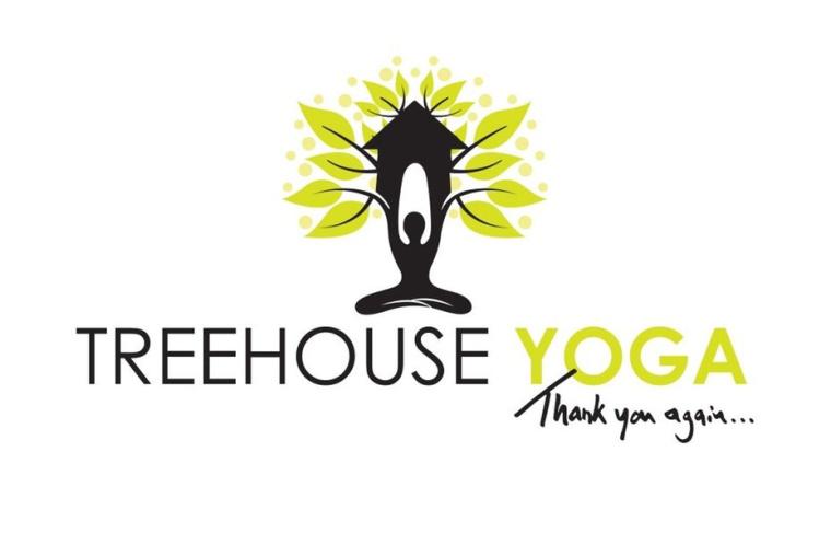 瑜伽工作室标志logo设计