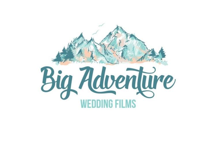 婚礼视频标志logo设计