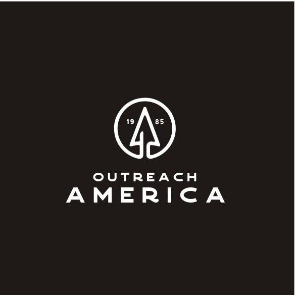 外展美国标志logo设计