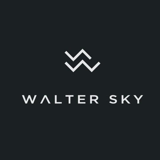 沃尔特天空标志logo设计