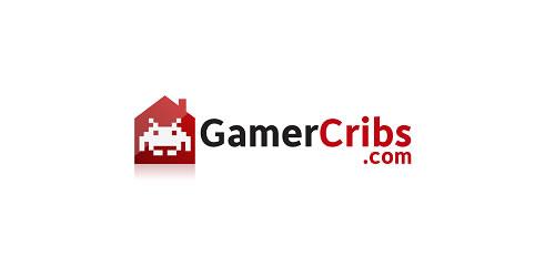 红色标志设计灵感品牌游戏网站标志