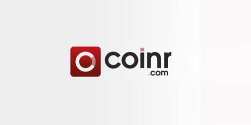 红色标志设计灵感品牌Coinr.com