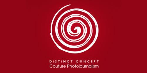 红色标志设计灵感品牌Distinct Concept