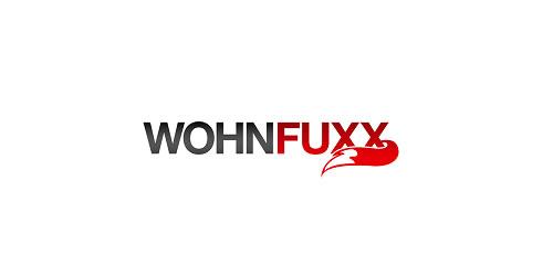 红色标志设计灵感品牌Wohn Fuxx