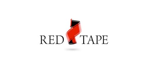 红色标志设计灵感品牌Red Tape