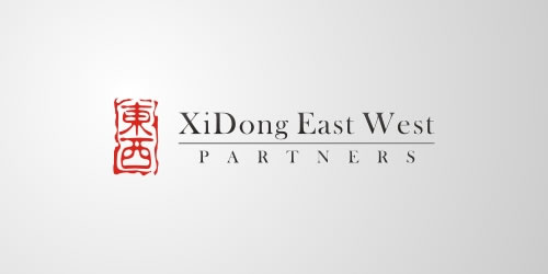 红色标志设计灵感品牌East West Partners