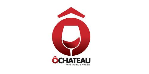 红色标志设计灵感品牌葡萄酒标志