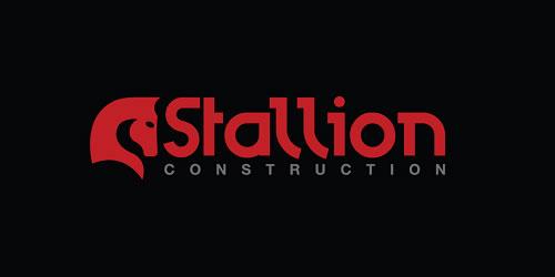 红色标志设计灵感品牌建筑标志