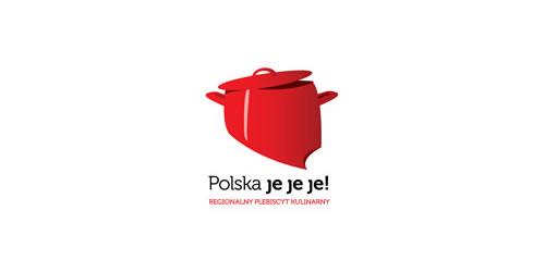红色标志设计灵感品牌Polska jejeje! 升