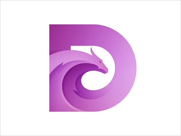 龙d-信-LOGO设计