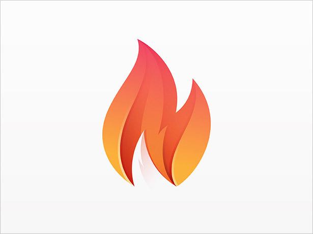 消防Ombre的-LOGO设计
