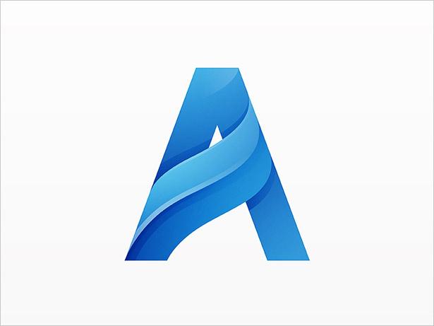 信-A-徽标设计