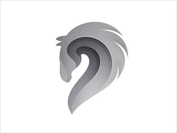 马Ombre的-LOGO设计