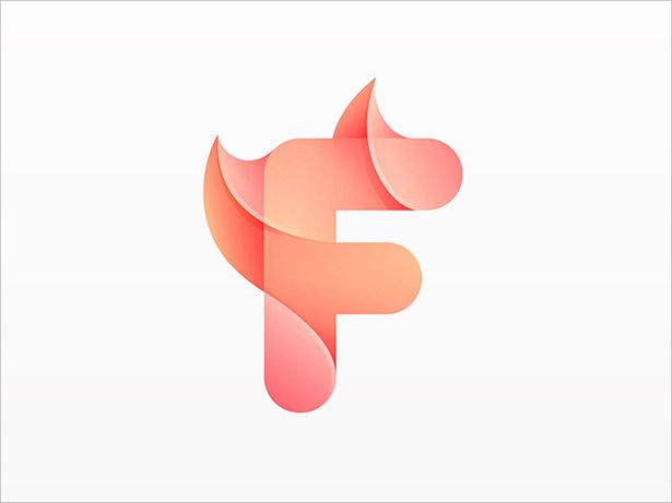 F-信-LOGO设计