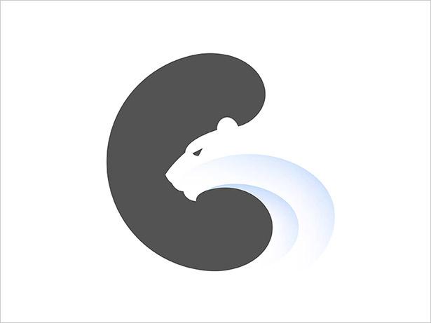 黑豹标志设计