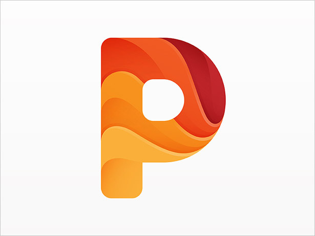 P-信-LOGO设计